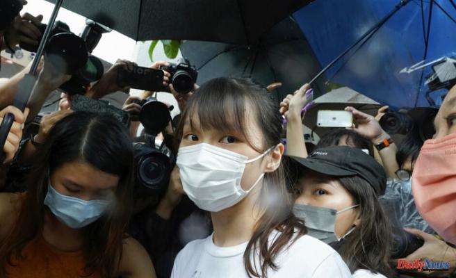 Agnes Chow plans Remainder after'Debilitating' prison term