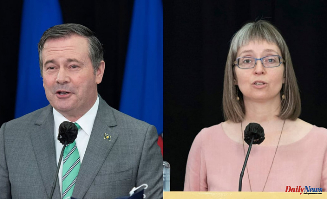 Alberta moves up Deadline to give 2nd doses of COVID-19 vaccine, Kenney says