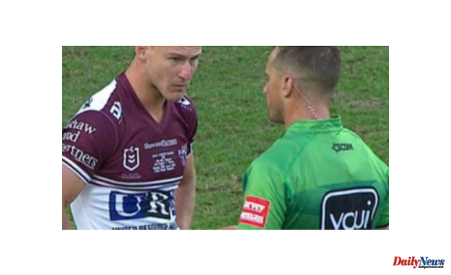 'Amazing': Referee Grant Atkins Places Daly Cherry-Evans in his Location