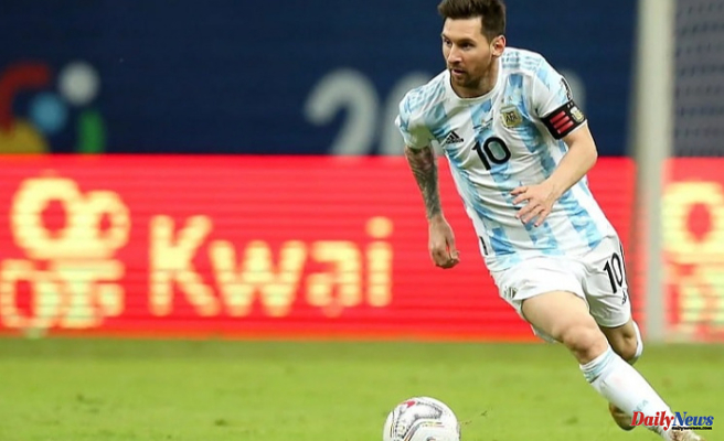 Argentina XI vs. Bolivia confirmed. Lisandro Martinez and Lionel Messi to start