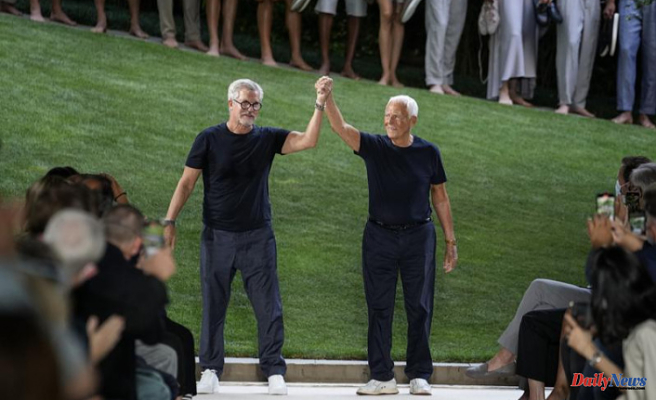 Armani Reveals off scar out of arm fracture in recent Collapse