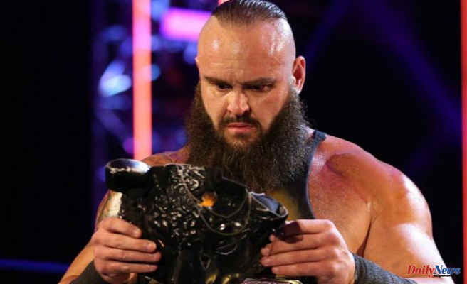 Braun Strowman, Aleister Black One of five wrestlers released by WWE in wave of departures