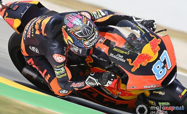 Catalunya Moto2: Gardner Moves team-mate Fernandez for Success