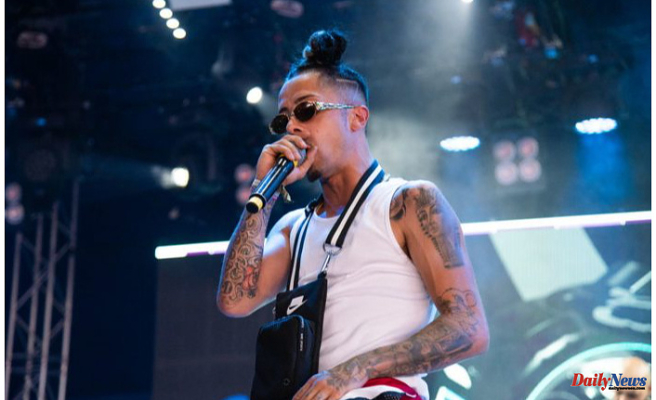 Dappy helps save man's life after talking him out of jumping off Tower Bridge