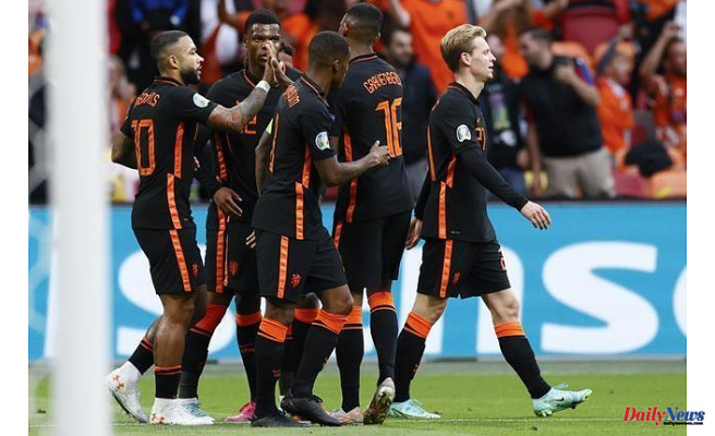 Depay, Wijnaldum score, Netherlands Defeats NMacedonia 3-0