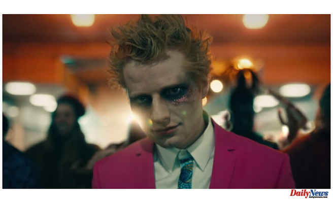 Ed Sheeran shares video for new single 'Bad Habits'