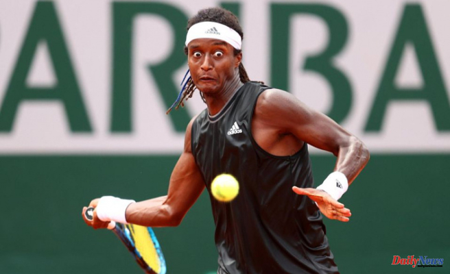 Fantastic shots in the French Open