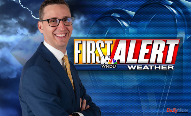 First Alert Forecast: Heating Construction to the weekend