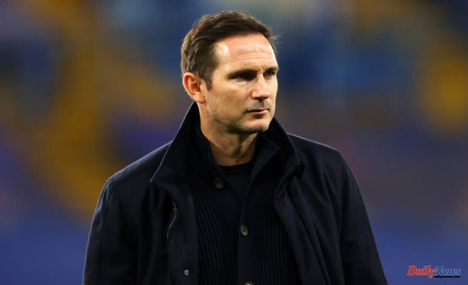 Frank Lampard admits to mixed Feelings watching Chelsea FC win Champions League Final