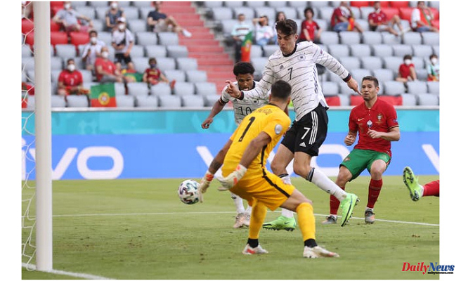 Germany scorch Portugal in offensive masterclass to Flip Euro 2020'group of death' on its Mind
