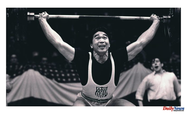Google wishes Tommy Kono, one the greatest Pa. athletes, a happy birthday