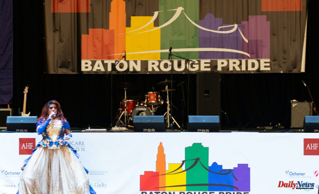 Here Is What BATON ROUGE PRIDE IS PLANNING THIS PRIDE MONTH