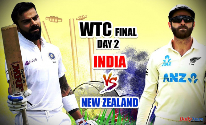 India vs New Zealand live Flow, day one: the Best Way to watch Day Two of WTC Ultimate cricket at No Cost