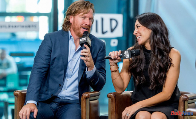 INSTAGRAM: JOANNA GAINES SHARES BIKINI VIDEO AFTER ANNIVERSARY TRIP WITH HUSBAND CHIP GAINES