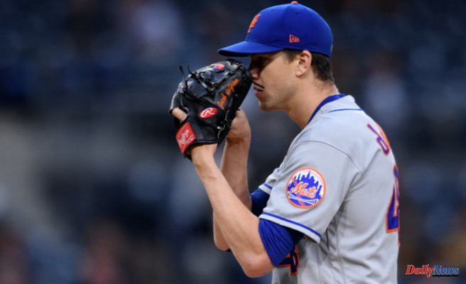 Jacob deGrom Creates ERA Background as Mets ace Ends in a Different suffocating outing vs. Padres