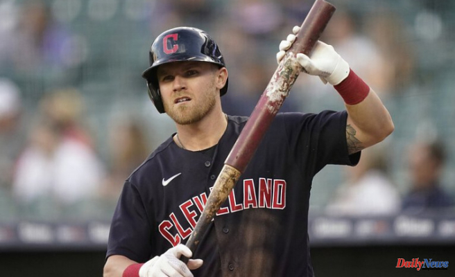 Jake Bauers makes Introduction with Mariners in Detroit after Forcing from Cleveland