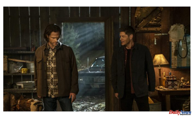 """Jared Padalecki """"Bummed"""" About """"Supernatural"""" Prequel News, But Patches Things up with Jensen Ackles """"Once Brothers. Always Brothers"""" - Update"""