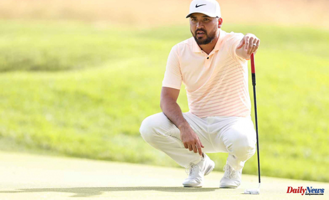 Jason Day's revival play is possible only by changing one thing: A switch from a favorite to the putter