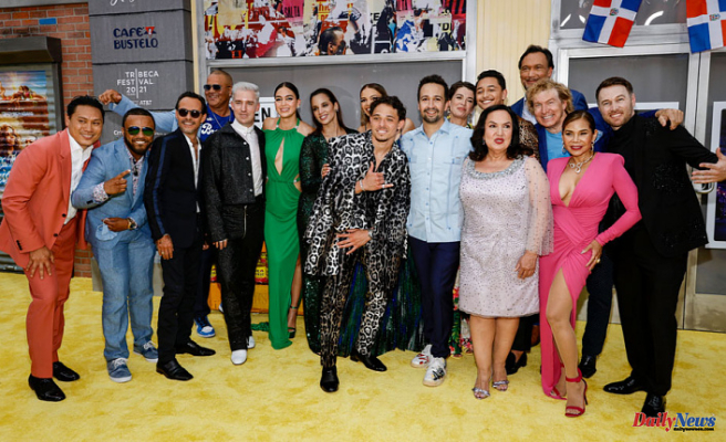 Lin-Manuel Miranda on Premiering'From the Heights' at Washington Heights:'You Can Hear the Mister Softee Truck as We Speak'