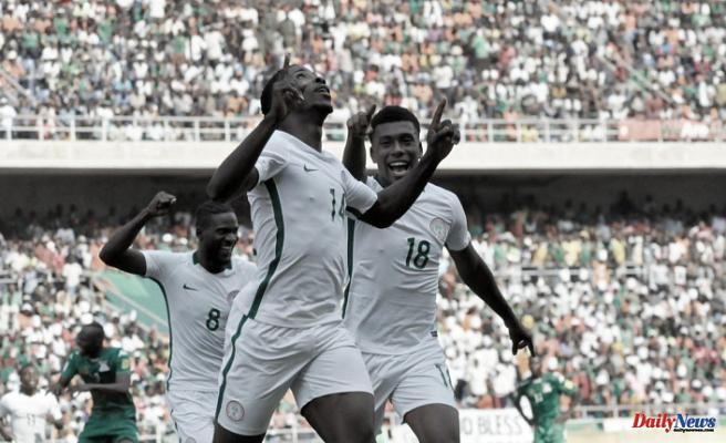 LIVE: Nigeria 0-1 Cameroon (International friendly Sport )
