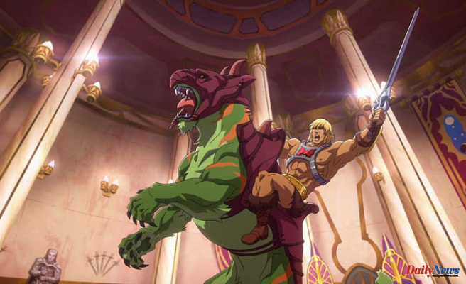Masters of the Universe: Revelation's Initial Trailer Has the Ability and Then Some