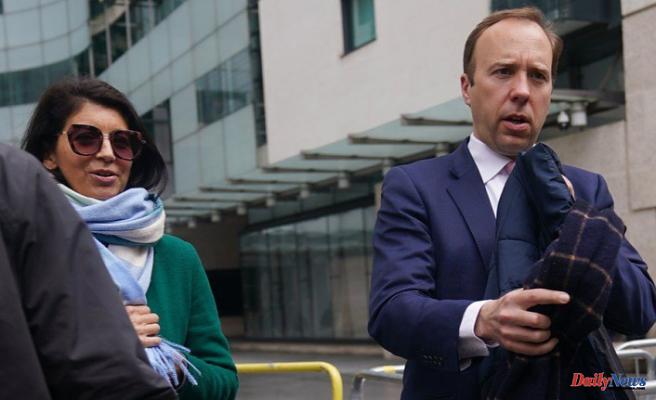 Matt Hancock: Health secretary should resign after kissing colleague