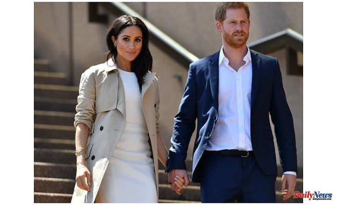 Meghan and Harry welcome baby girl, named after the Queen and Diana