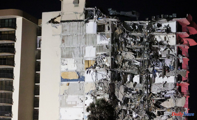 Miami Building Collapses: Dozens of People Missing from Surfside, Florida; At Most One Killed