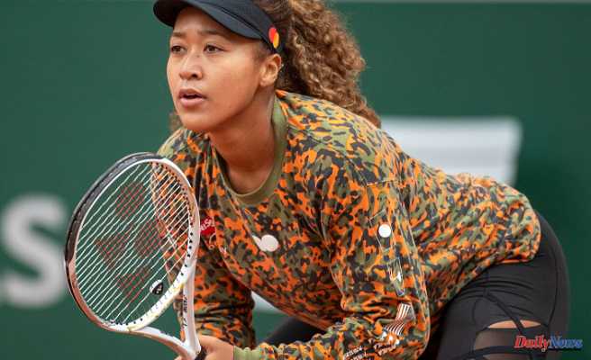 Naomi Osaka Shows Mental Health Struggles -- And Other Trainers Rally Around Her