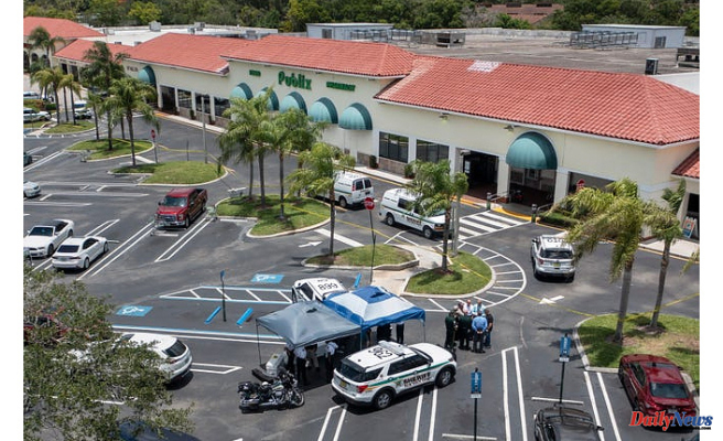 'Never would Anticipate this':' Shooter, Two others Lifeless in Publix Super Market at Royal Palm Beach, Florida