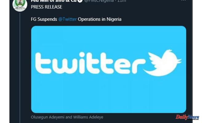 Nigerians on Twitter Respond to Nigeria's Twitter suspension