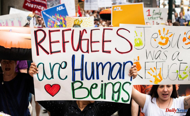 Observing World Refugee Day With Growing Worldwide Displacement