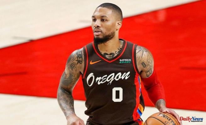 Report: Damian Lillard's future as Trail Blazers coach is in doubt because of his inability to contend and coaching hire
