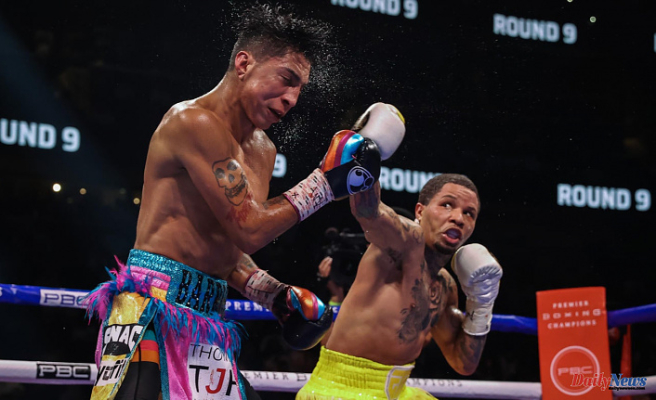 """Results, Highlights: Gervonta vs. Mario Barrios: """"Tank"""" scores an 11th round TKO in epic fight"""