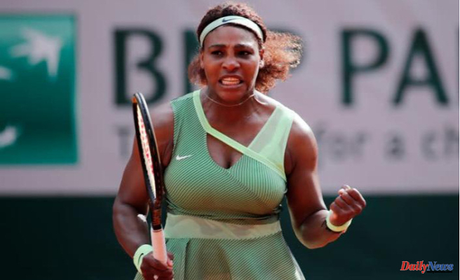 Serena Williams Generates best Functionality in Watching Danielle Collins