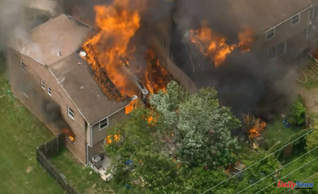 Shelter-In-Place Issued For Eagle Stream Apartments In Montgomery County Due To Fire, Police Incident