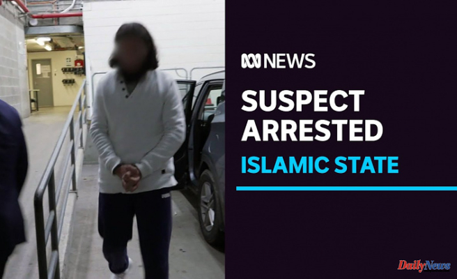 Sydney Guy arrested for Supposedly supporting Islamic State fronts Parramatta Courtroom