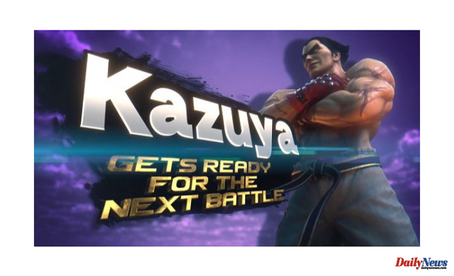 Tekken's Kazuya Mishima is Arriving to Smash Bros.. Ultimate