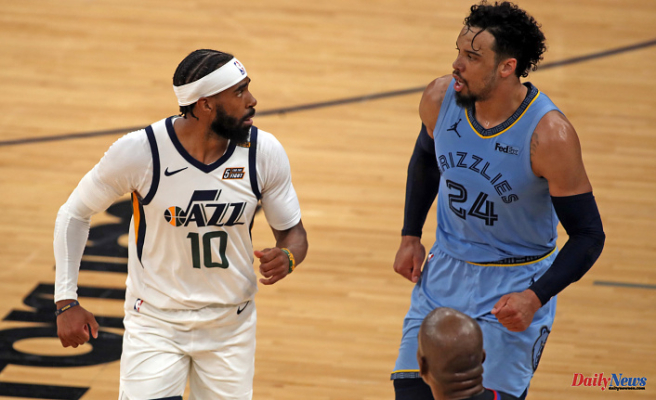 The Memphis Grizzlies Made the Participant who'll cause their Passing
