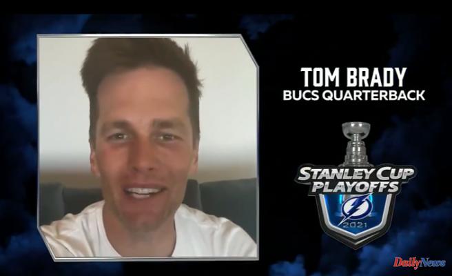 The number of Tampa Bay Lightning players do you really think Tom Brady can name?