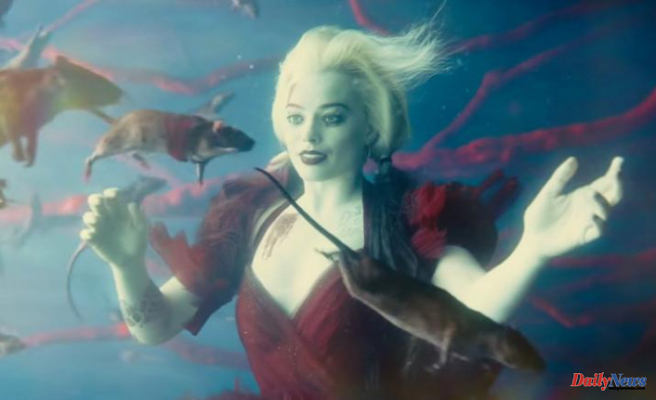 The trailer for the new Suicide Squad has been released