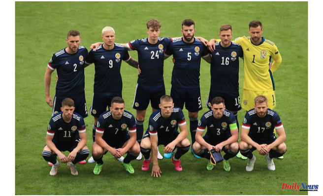 The tune, initially sung by The Corrie's, will be performed in the Euro 2020 England vs Scotland match