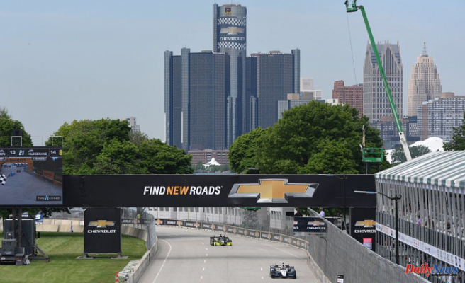 The Way to See the Detroit Grand Prix -- IndyCar Running | Channel, Stream, Time