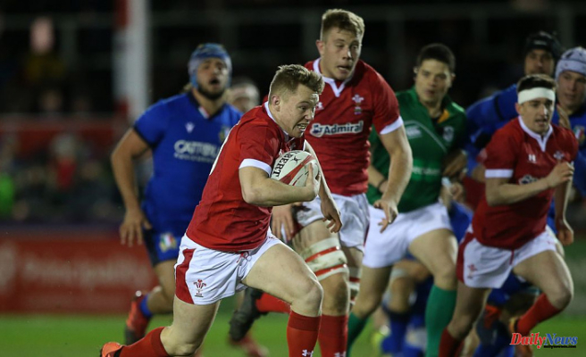 Wales U20s v Italy U20s live Upgrades: Kick-off time, TV Information, Staff news and Game action