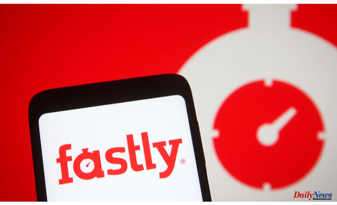 What's Fastly and did it only have a lot of major sites offline?