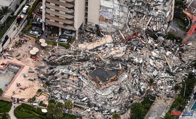 What we know about the Miami condo collapse