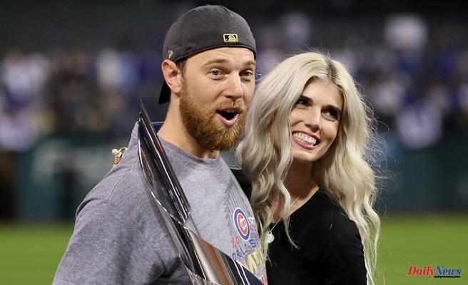 World Series MVP Ben Zobrist claims in Litigation wife had affair with their former Warrior