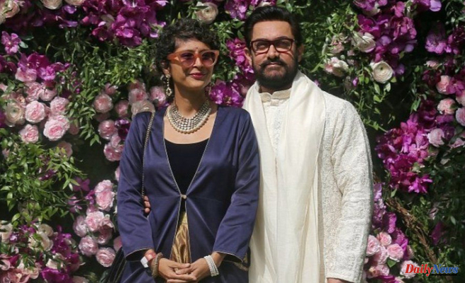 After 15 years, Bollywood stars Aamir Khan & Kiran Rao have separated