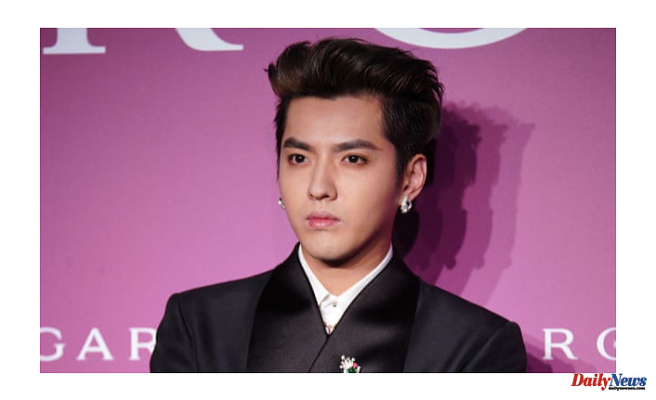 After a rape allegation, brands cut ties to Kris Wu, a Chinese celebrity