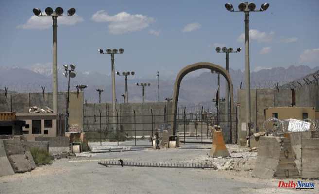 After nearly 20 years, the US gives Bagram Airfield to Afghans